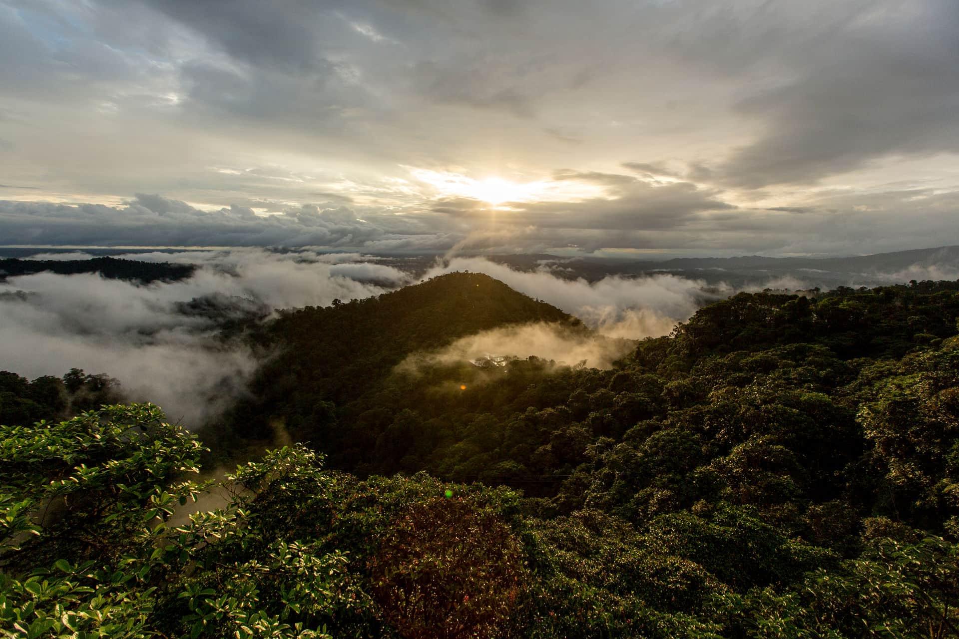 Mashi lodge Ekwador